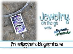 Friendly Plastic Earrings in less than 30 Minutes - Jewelry On the Go! - YouTube