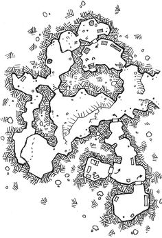 [Tuesday Map] Nada's Hole