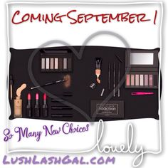 In under a month #Younique will be adding some #amazing new #products.  The new killer #Addiction #eyeshadow #palettes. Liquid #foundation & #Concealer. #BrowLiner, the #lucsious #opulence #lipsticks. Not to forget 6 new #collections. I really can't wait to order them.  #makeup #makeupaddict #makeupartist #makeupfreak #Believe #beautiful #mineralmakeup #sisterhood #empower #bridesmaid #brides #wedding #workfromhome #LoveWhatIDo #barefootCEO #noanimaltesting #mascara #goodforyourskin…