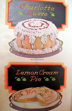 Reliable Recipes - Calumet Baking Powder 1926