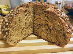 Sourdough Whole Wheat Bread Recipe, Sourdough Rolls, Sourdough Recipes, Bread Recipes, Starter Recipes, Fermentation Recipes, Seed Bread, Bread And Pastries, Fermented Foods