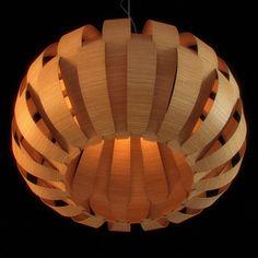 Unique Wooden Chandelier 03 Interiors  3D Models