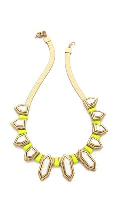 Madewell Stacked Statement Necklace