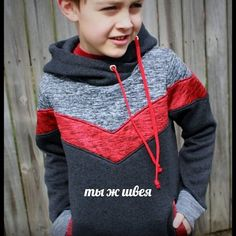Terra's Treasures Elevation Hoodie – Kindermode sommer Boys Sewing Patterns, Sewing For Kids, Baby Sewing, Clothing Patterns, Hoodie Pattern, Boys Hoodies, Sewing Clothes, Pulls, Kids Wear
