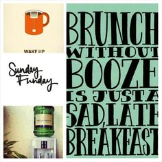 Love this!! // @Tara Oliver we are due for a boozey brunch date! <3