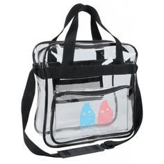 Clear Bag For Work