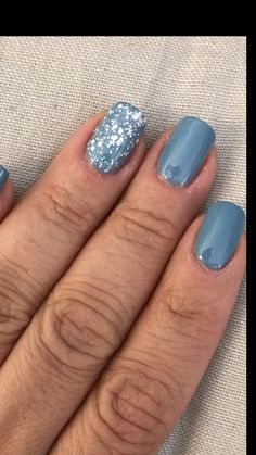 Essie Truth or Flare & Finger Paints Sparkle with Me