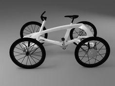 Quadricycle. UNAM. CIDI