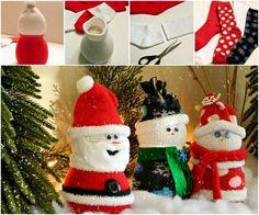 Sock Santa