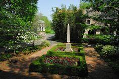 Victorian District - Missouri Botanical Garden, St Louis