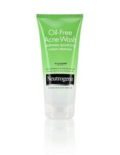 Neutrogena OilFree Acne Wash Redness Soothing Cream Cleanser 6 Fluid Ounce ** Be sure to check out this awesome product.