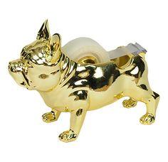 Threshold� - Poly Tape Dispenser - Gold Should I get a new dog!