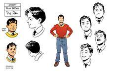 Billy Batson -Doc Shaner