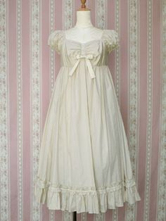 Victorian maiden house dress