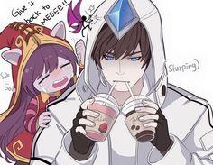 Talon and Lulu