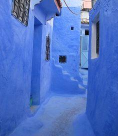 Bleu Maroc