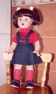 Mariquita Perez doll