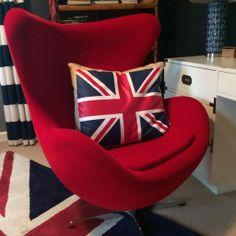 One Room Challenge: Week 5 | The English Room