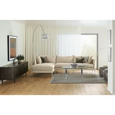 Vela Sectionals - Sectionals - Living - Room & Board