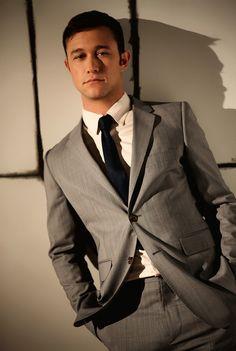 """How to Wear a Suit"" by Joseph Gordon-Levitt"