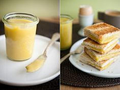 Kaya Toast featuring an egg and coconut milk spread. (click through for recipe)