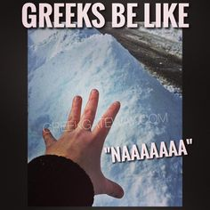 LOL, especially here in Canada! Greek Sayings, Greek Quotes, Funny Me, Funny Stuff, Greek Memes, Greek Beauty, Greek Language, Greek Culture, Greek Music