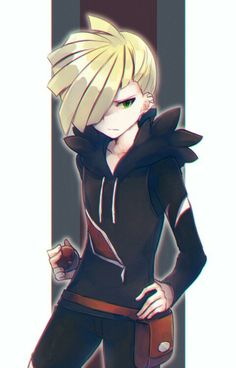 Gladion Sun and Moon
