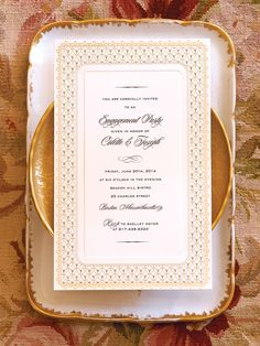 Anna Griffin Invitations | Wedding Tips and Inspiration