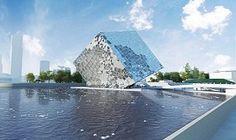 FILARMONICA DE EKATERINBURG | TECNNE │ Arquitectura, Urbanismo, Arte y Diseño