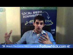 www.FollowNick.com 13. Run FUN contests - Facebook Marketing About Facebook, Free Courses, Facebook Marketing, Social Media, Youtube, Events, Fun, Dominatrix, Social Networks