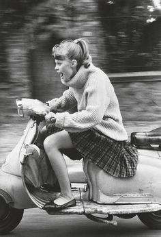 Ladies With Motors, Lambretta