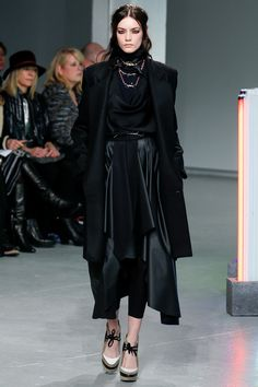 Rodarte Fall 2013 RTW - Review - Fashion Week - Runway, Fashion Shows and Collections - Vogue