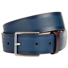 Paul Smith  Smooth Leather Belt (6.745 RUB) ❤ liked on Polyvore featuring men's fashion, men's accessories, men's belts, accessories, mens leather belts, mens leather accessories, mens tan leather belt, mens genuine leather belts and mens tan belt