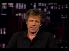 Late Show with David Letterman - Dana Carvey 2002