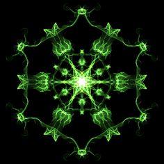 I love that bright green.
