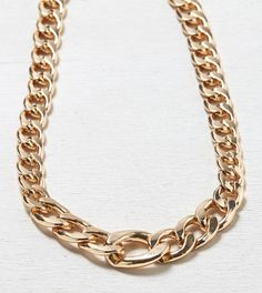 AEO Chunky Chain Link Necklace