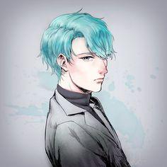 Mystic Messenger V, Messenger Games, Mystic Messenger Characters, Jumin Han, Illustrations, Otaku Anime, Storytelling, Crushes, Nerd