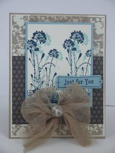 Serene Silhouettes by jeny_79 - Cards and Paper Crafts at Splitcoaststampers