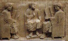 Mientras los esclavos trabajaban, los ciudadanos de Grecia hacían otras actividades como observar la naturaleza, estudiar, por lo tanto, estaban siempre en completo skhole.