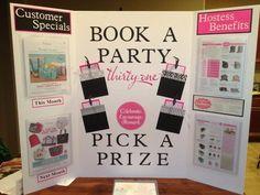 Great idea for vendor events!: