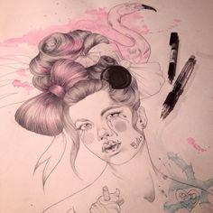 Illustration byLiz ClementsShe is  London/Brighton based...