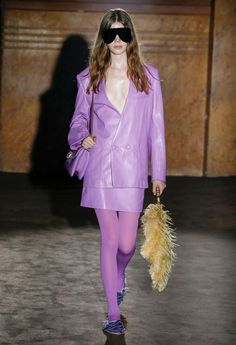c472ed276 Ready-to-Wear Report  Gucci SS19 Runway + Fall 2018 Gucci Collection at