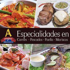 Si estás en Medellín, visítenos en el kilómetro 1 Vía las Palmas y disfruta exquisitas recetas de la gastronomía internacional con especialidades en: carnes, pescados, paellas y mariscos.     Reservas: 2321632 - 310 7006602.  www.angusbrangus.com.co  Cra. 42 # 34 - 15 / Vía las Palmas.    #AngusBrangus #RestaurantesMedellín #Medellín #Quehacerenmedellín #sitegustacompartelo #Poblado #PlanPerfecto #Colombia #almuerzo #restaurantesrecomendados #gastronomía #medellínsisabe #parrilla #bar…
