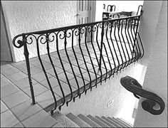 Railings by Freedom Forge