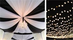Beautiful Décor Ideas for Your Masquerade Ball: The Ceiling | VIVO Masks