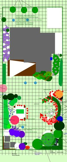 Vysněná zahrada: Návrh zahrady – krok 04