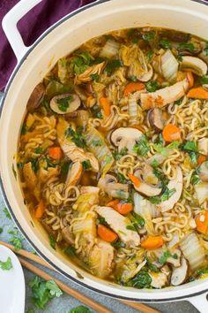 Asian+Chicken+Noodle+Soup
