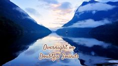 Doubtful Sound came up at a committee meeting one night (Scotty and me), actually, it was more than likely at one of our solitary Happy Hours. Budget Travel, Us Travel, Has Gone, South Island, Auckland, First Night, New Zealand, Things To Come, Social Media