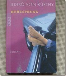 Ildiko von Kürthy - Herzsprung / Drama Baby Drama :)