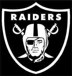 nfl oakland raiders car or truck window vinyl sticker